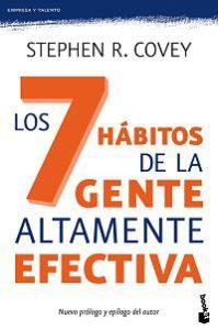 libros de autoayuda III: Los siete hábitos de la gente altamente efectiva