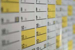 planear la semana